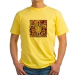 The Grapes of Wrath Steinbeck Quote Yellow T-Shirt