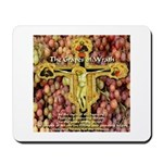 The Grapes of Wrath Steinbeck Quote Mousepad