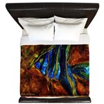 Angel Fish King Duvet