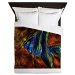 Angel Fish Queen Duvet