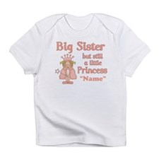 Big Sister Princess Infant T-Shirt