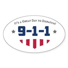 Funny Dispatchers Decal