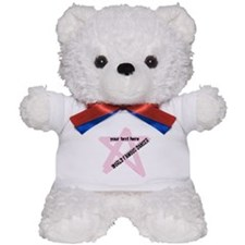 World Famous Dancer to Personalize Teddy Bear