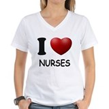 I Love Nurses Shirt