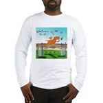 Agility Champion Show Off Long Sleeve T-Shirt