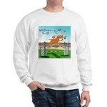 Agility Champion Show Off Sweatshirt