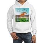Agility Champion Show Off Hooded Sweatshirt