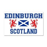 Edinburgh Car Magnet 20 x 12
