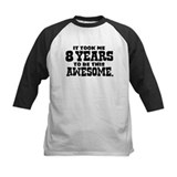 Funny eight Year Old Tee