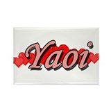 Yaoi5 Rectangle Magnet (100 pack)