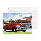 1954 Chevrolet Truck Greeting Cards (Pk of 10)