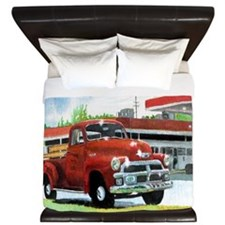 1954 Chevrolet Truck King Duvet