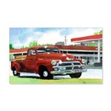 1954 Chevrolet Truck Wall Decal