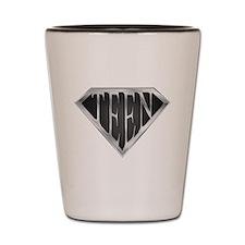 SuperTeen(metal) Shot Glass
