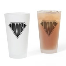 SuperLVN(metal) Drinking Glass