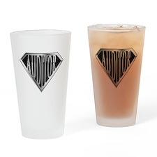 SuperAuditor(metal) Drinking Glass