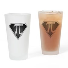 SuperPI(metal) Drinking Glass