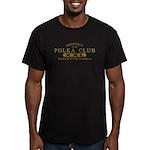 Polka Club Men's Fitted T-Shirt (dark)