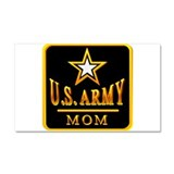 Army Mom Car Magnet 20 x 12