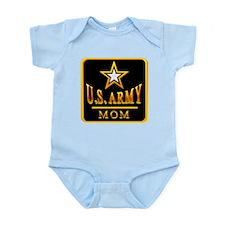 Army Mom Infant Bodysuit