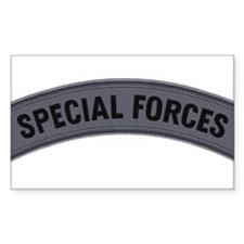 Special Forces(ACU) Decal