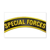 Special Forces(Black) 22x14 Wall Peel