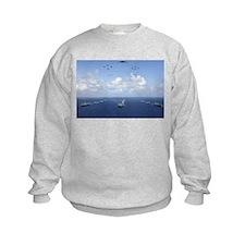 Valiant Shield Sweatshirt