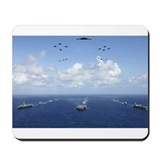 Valiant Shield Mousepad