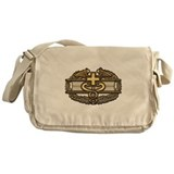 Combat Medic(gold) Messenger Bag