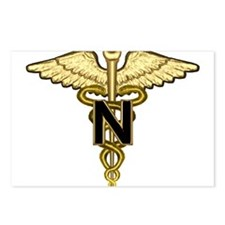 U.S. Army Nurse Postcards (Package of 8)