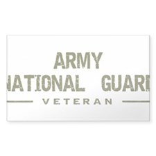 Guard Veteran Decal
