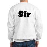 """Sir"" Jumper"