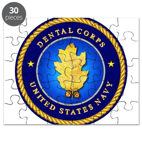 Navy Dental Corps Puzzle