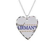 Airman's Dad Necklace