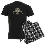 Halo Men's Pajamas Dark