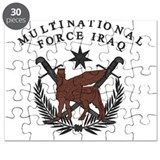 Iraq Forces Puzzle