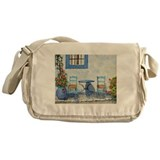 Meet Me Here Messenger Bag