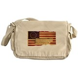 Old Glory Messenger Bag