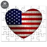 Heart America Puzzle