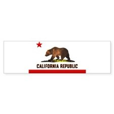 California Bear Bumper Sticker