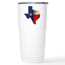 State of Texas Travel Mug