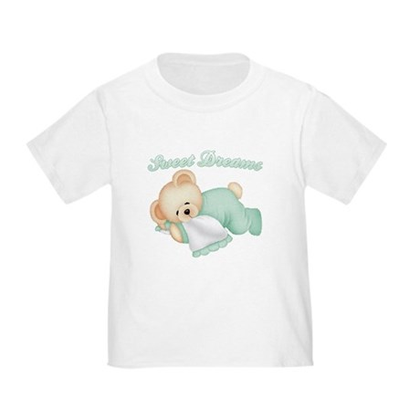 Sweet Dreams Bear Toddler T-Shirt