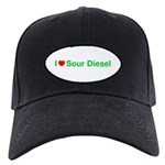 I Heart Sour Diesel Black Cap