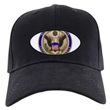 State Dept. Seal Baseball Hat