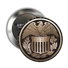 """Federal Reserve 2.25"""" Button (100 pack)"""