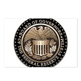 Federal Reserve Postcards (Package of 8)