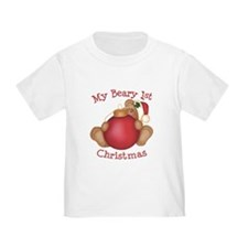 Beary 1st Christmas T