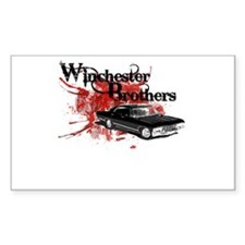 Cute Supernatural fan Decal