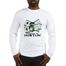 Unique Hustling Long Sleeve T-Shirt