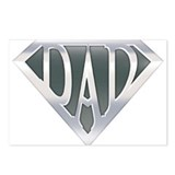Super Dad Postcards (Package of 8)